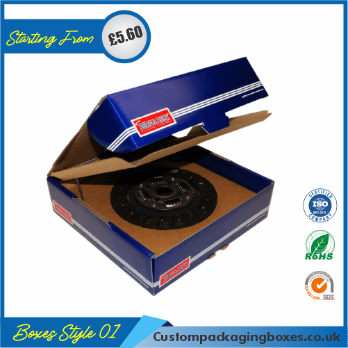 Brakes Disc and Bearing Packaging Boxes 01