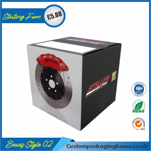 Brakes Disc and Bearing Packaging Boxes 02