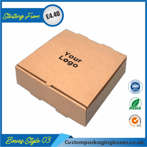 Brown Pizza Boxes 03