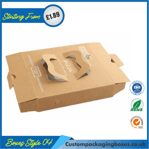 Brown Pizza Boxes 04