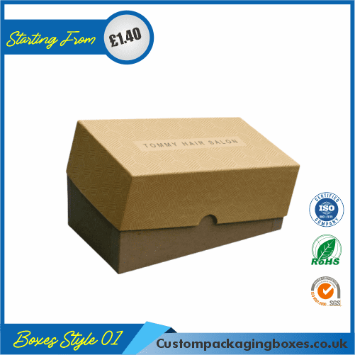 Business Card Packaging Boxes 01