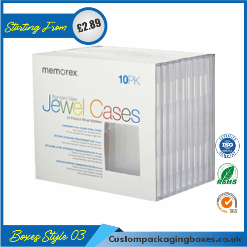 CD Storage Packaging Boxes 03