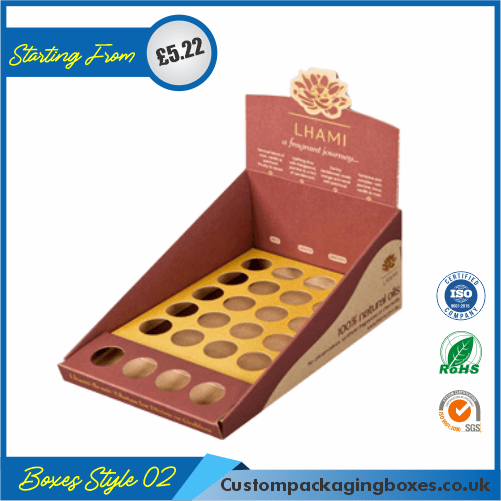 Cakes and Chocolate Counter Packaging Boxes 02
