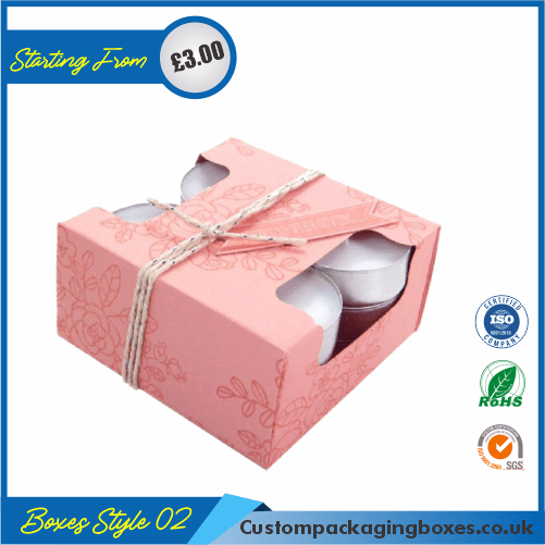 Candle Packaging Boxes 02