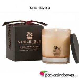 Candle Packaging UK