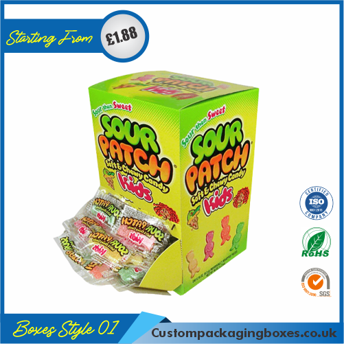 Candy Retail Boxes 01