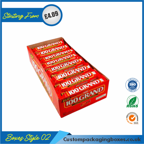 Candy Retail Boxes 02