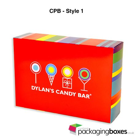 Candy Retail Boxes uk