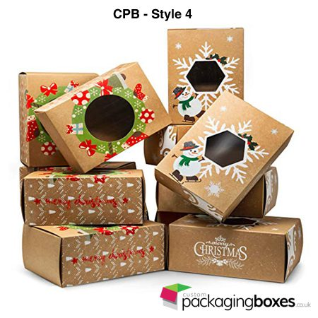 Candy Retail Packaging Boxes