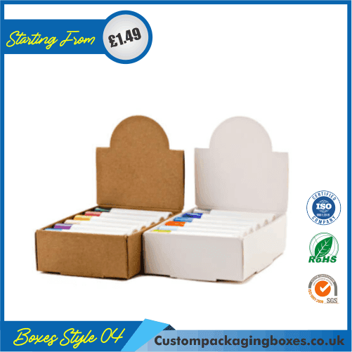 Cardboard Display Boxes 04