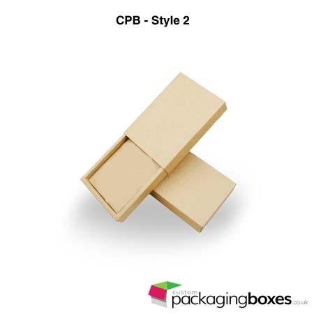 Cardboard Jewelry Packaging Box