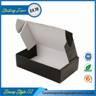 Cardboard Jewelry Packaging Boxes 01