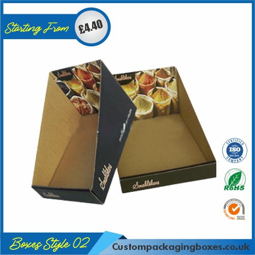 Cardboard Retail Boxes 02
