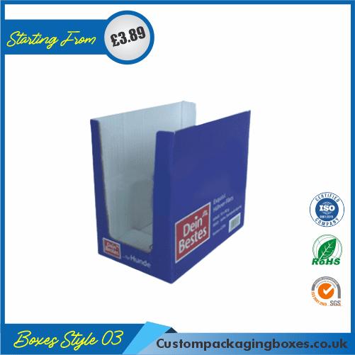 Cardboard Retail Boxes 03