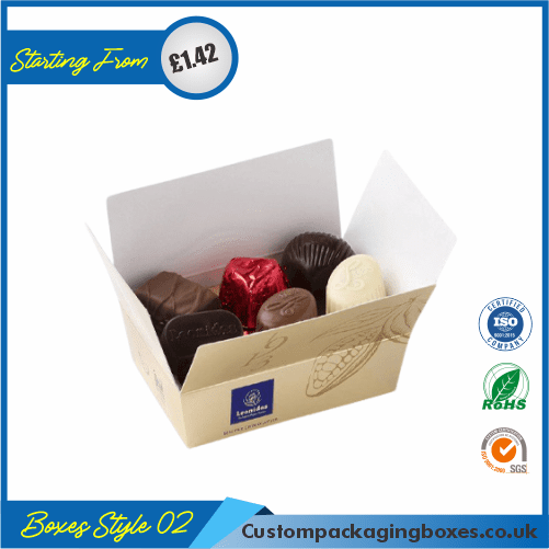 Chocolate Gift Boxes 02