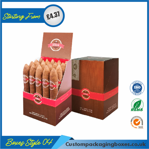 Cigar Packaging Boxes 04