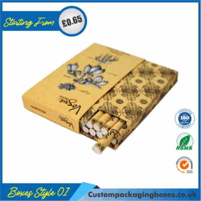 Cigarette Packaging Boxes 01