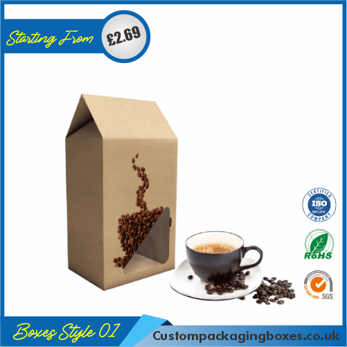 Coffee Packaging Boxes 01