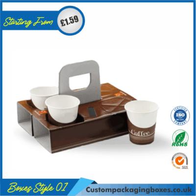 Coffee Take Away Packaging Boxes 01