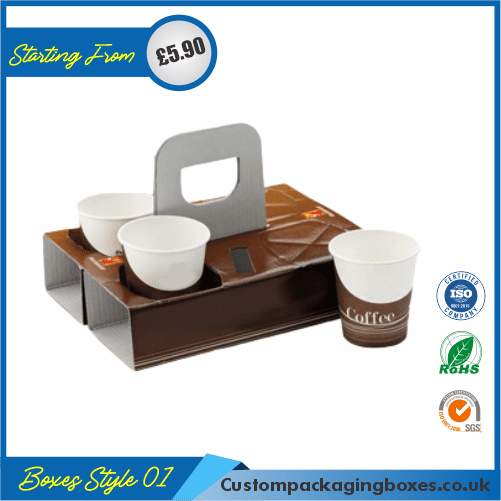Coffee Take Away Packaging Boxes 01