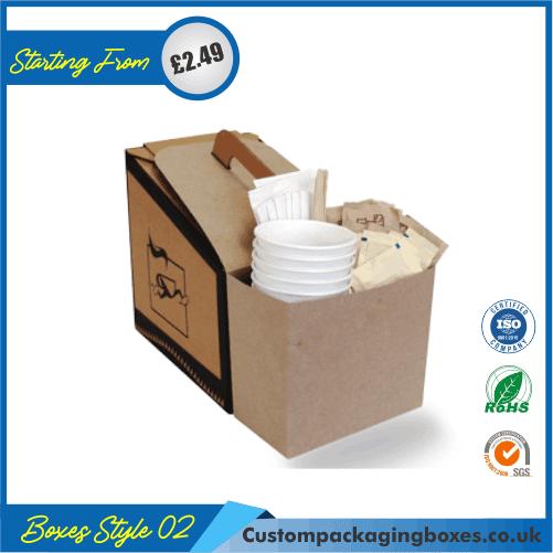 Coffee Take Away Packaging Boxes 02