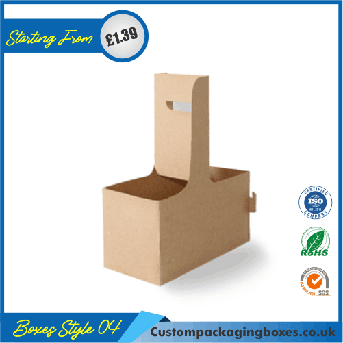 Coffee Take Away Packaging Boxes 04
