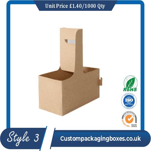 Coffee Take Away Packaging Boxes