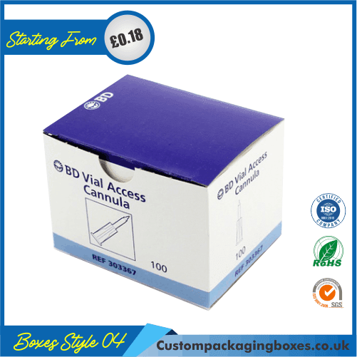 Cold Medicine Packaging Boxes 04