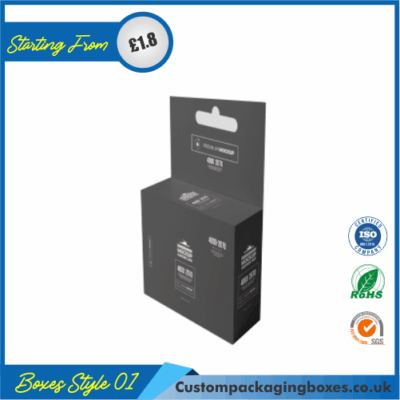 Cosmetic Foldable Boxes 01