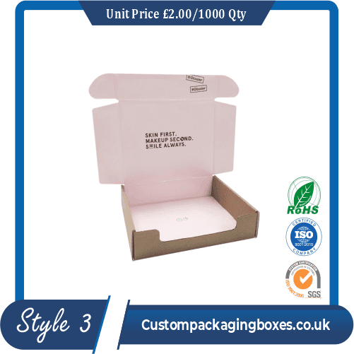 Cosmetic Foldable Boxes