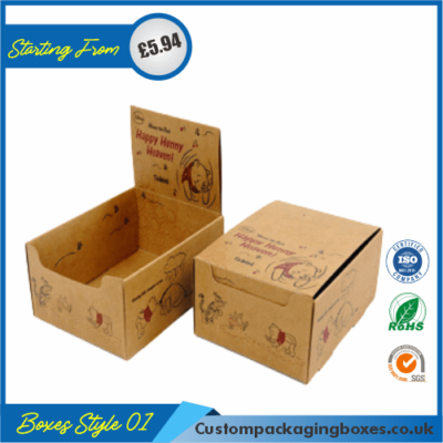 Counter Display Packaging Boxes 01