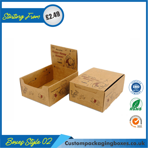 Counter Display Packaging Boxes 02