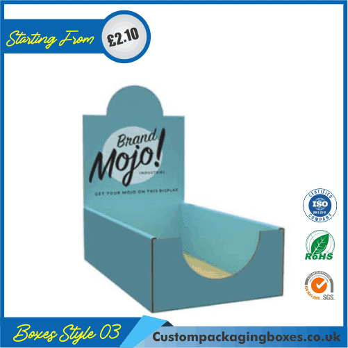 Counter Display Packaging Boxes 03