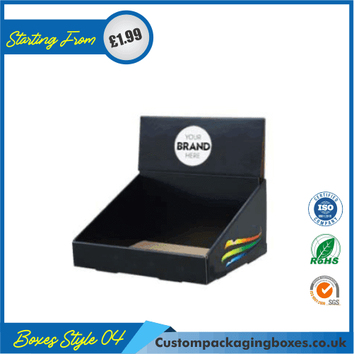 Counter Display Packaging Boxes 04