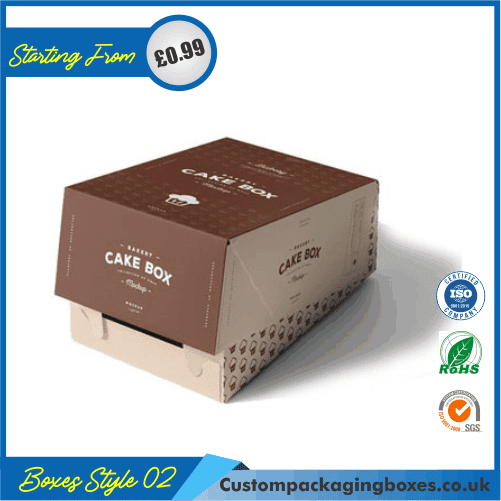 Custom Bakery Boxes 2