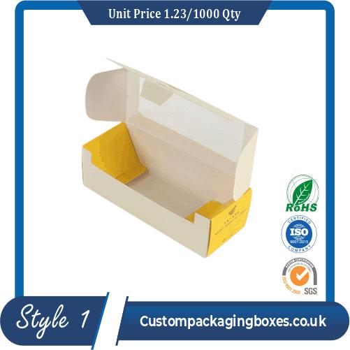 Custom Bakery Boxes Sample #1