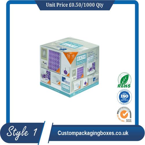 Bath Set Packaging Boxes