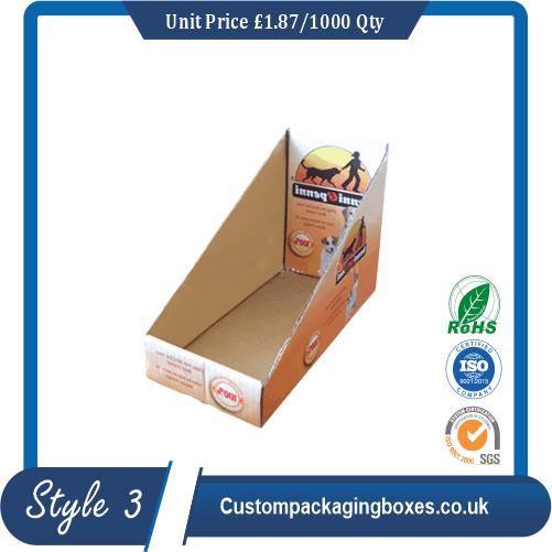 Cardboard Retail Boxes