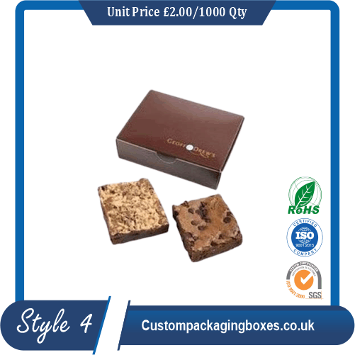 Chocolate Brownie Boxes