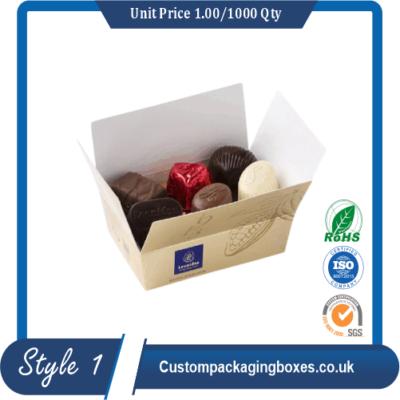 Custom Chocolate Gift Boxes sample #1