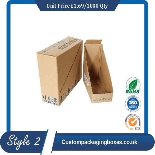 Corrugated Retail Boxes