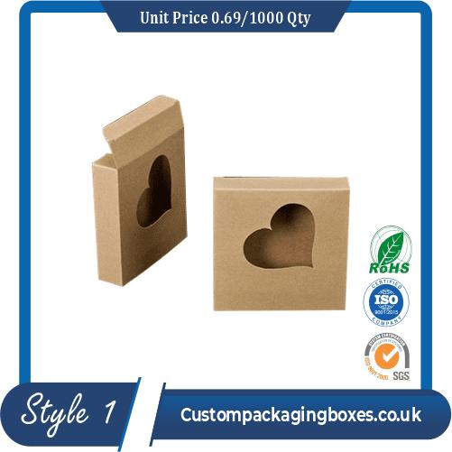 Custom Die Cut Sleeve Boxes Sample #1