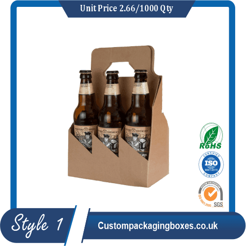 Drinking Retail Boxes