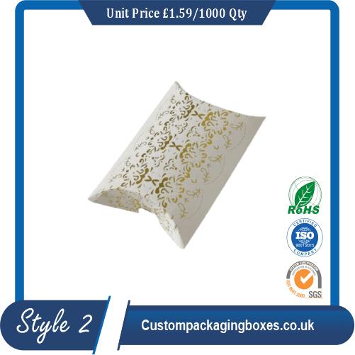 Fancy Paper Pillow boxes