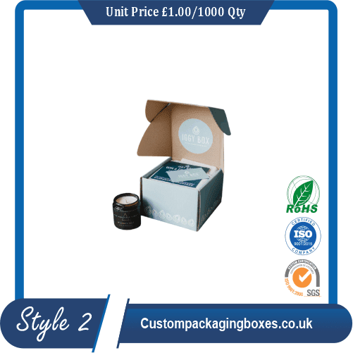 Jar Candle Packaging