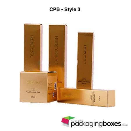 Custom Lipstick Boxes