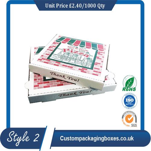 Luxury Pizza Boxes