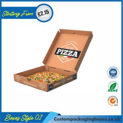 Custom Pizza Boxes 01