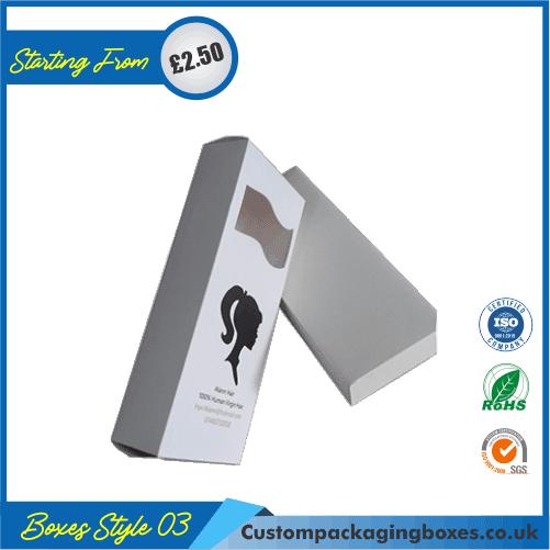 Custom Printed Hair Extension Packaging Boxes 03