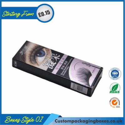 Custom Printed Mascara Packaging Boxes 01